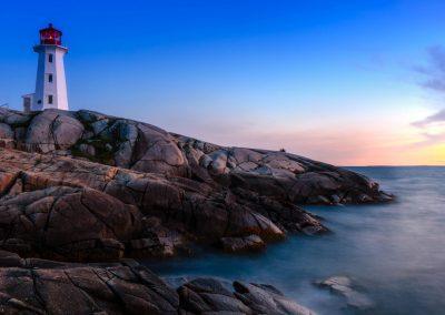 Peggys Cove Lighthouse NS