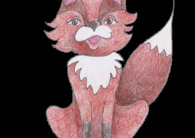 sittin fox